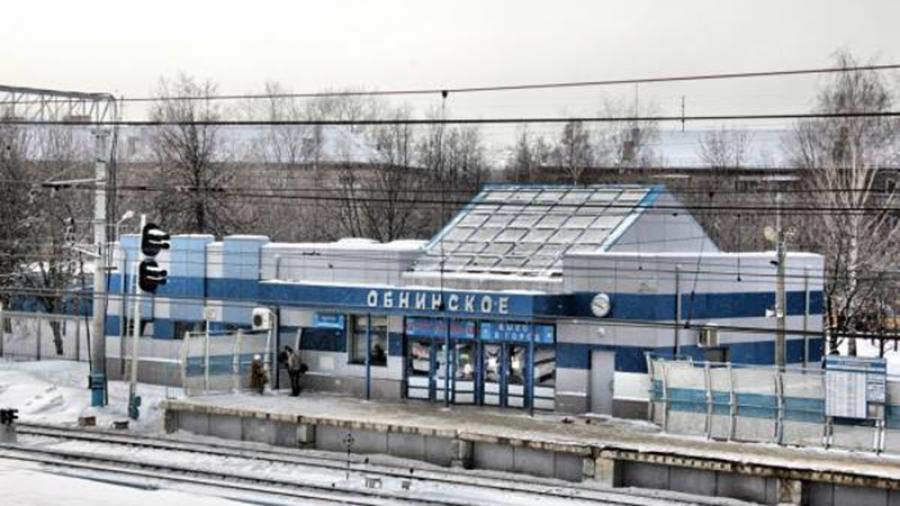 Обнинцы жалуются на низкую посадочную платформу на железнодорожной станции