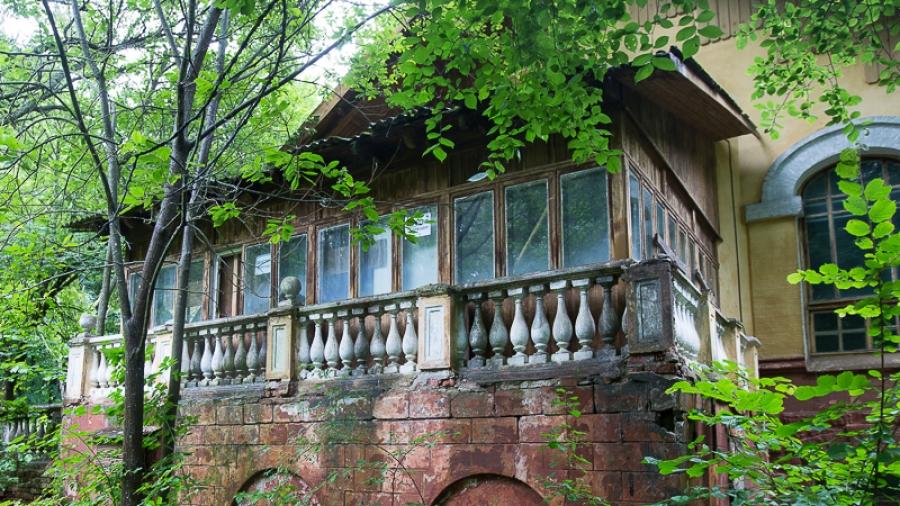 В честь Дня освобождения Калужской области на Морозовской даче открывается фотовыставка