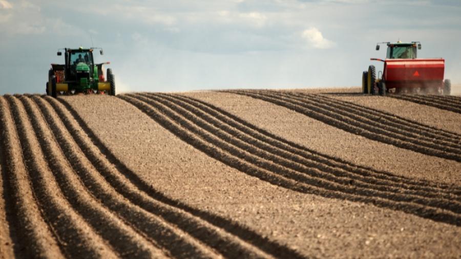 В Калужской области используется 70% пашен
