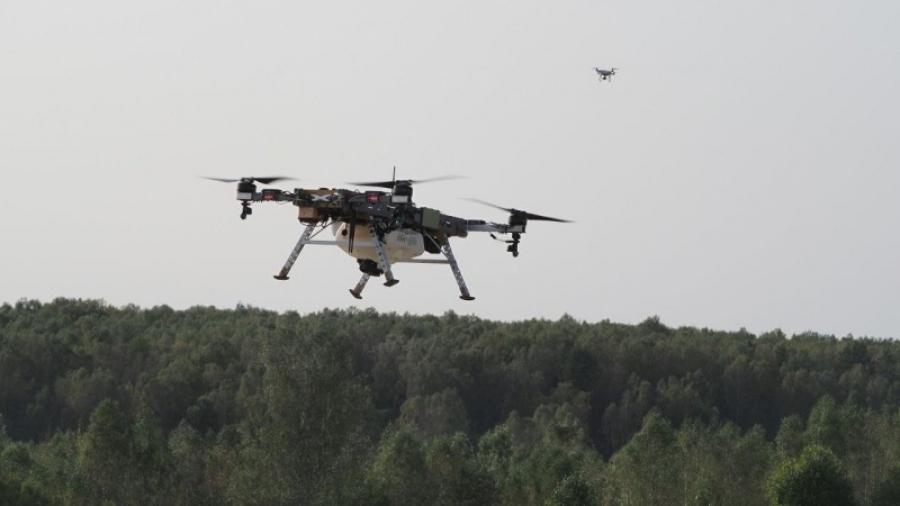 В Калужской области создали первый в России карбоновый полигон для разработки технологий экологического мониторинга