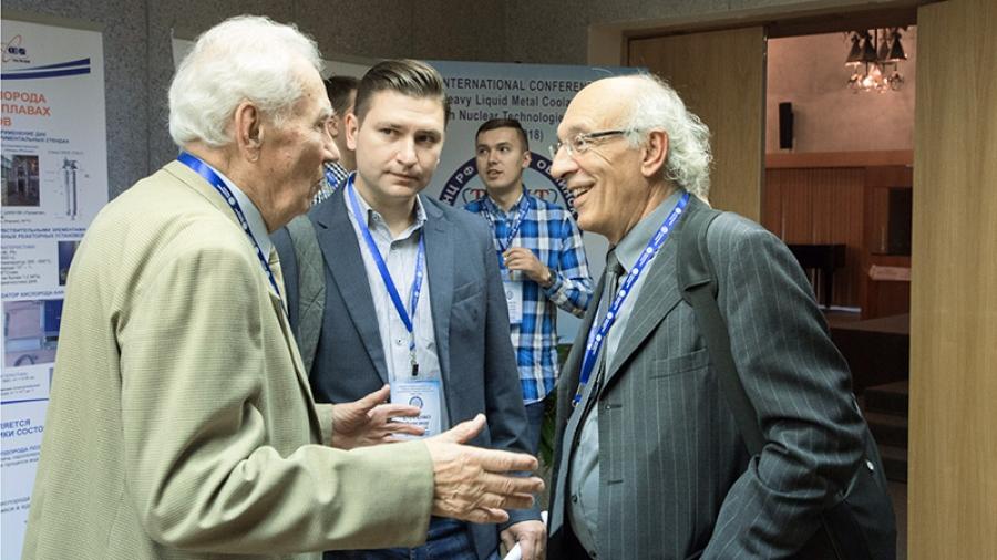 Международная конференция по тяжелым жидкометаллическим теплоносителям подтвердила российское первенство в области перспективных реакторов