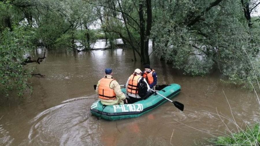 8 населенных пунктов Малоярославецкого района отрезаны от большой земли