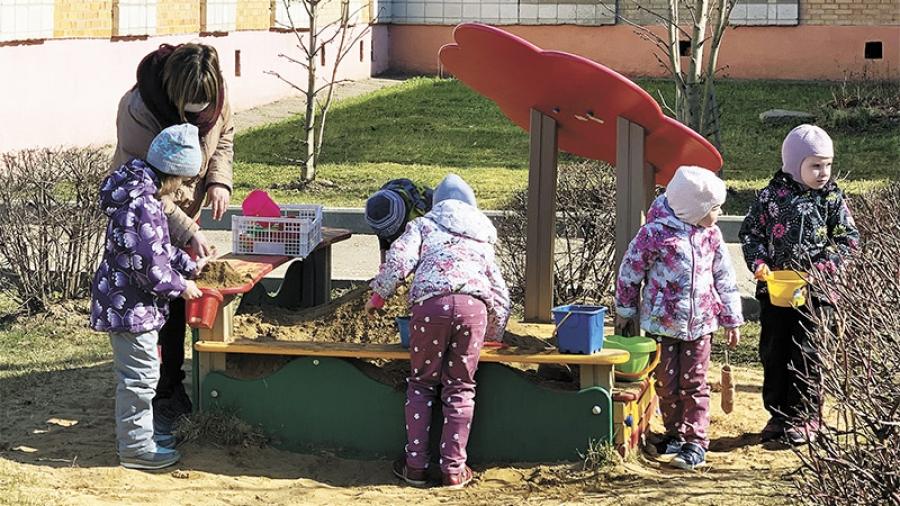 Группы поддержки: посещаемость дежурных групп в обнинских детсадах растет