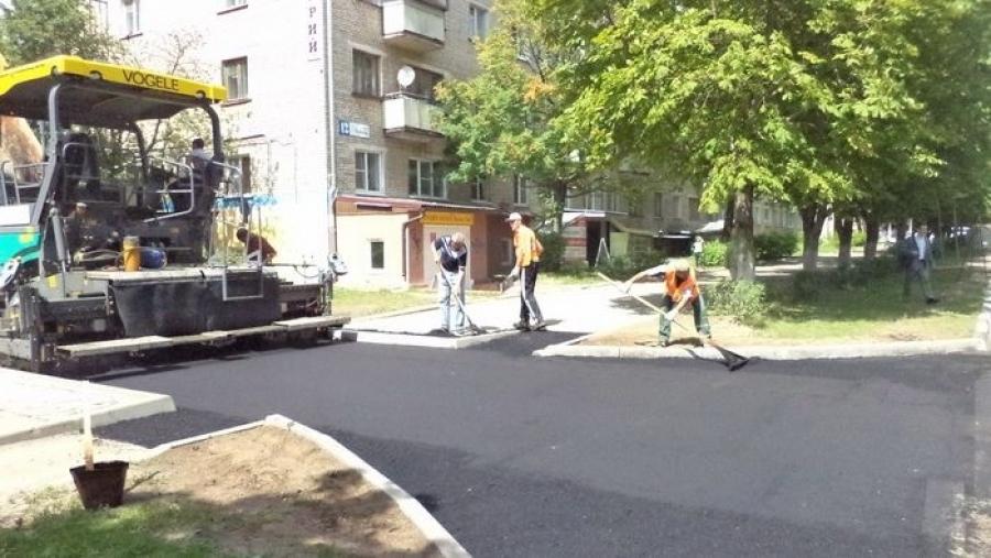Благоустраивать дворы по программе ТОСов начнут в мае