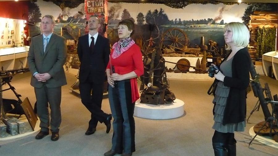 Первый зал обнинского музея «Судьба солдата» планируют открыть ко Дню Победы