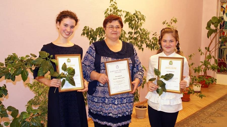 Ученицы преподавательницы обнинской школы искусств Галины Никитиной выигрывают все конкурсы, в которых участвуют