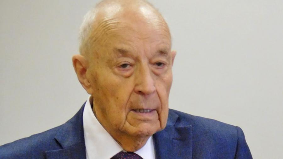 91-летний обнинский профессор Павел Кириллов представил свою новую книгу «Энергетика для всех»