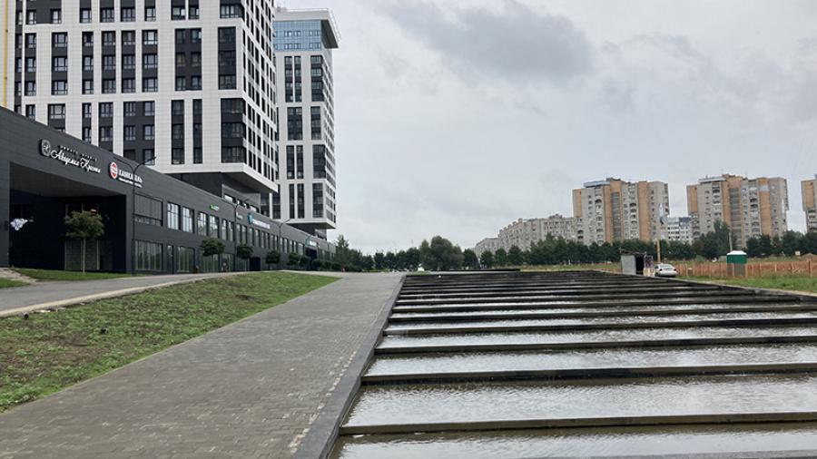 Жители «Циолковского» возмущены отношением горожан к новым каскадным прудам