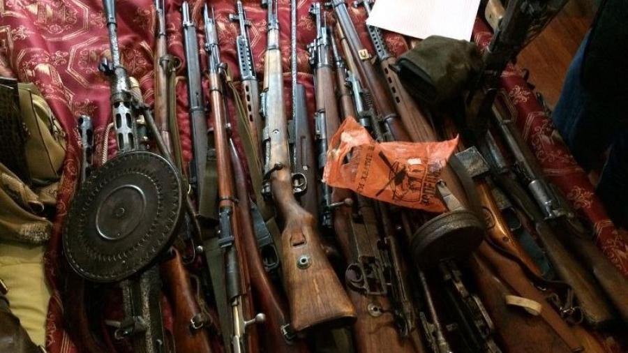 Вынесен приговор калужской банде, хранившей и сбывавшей оружие