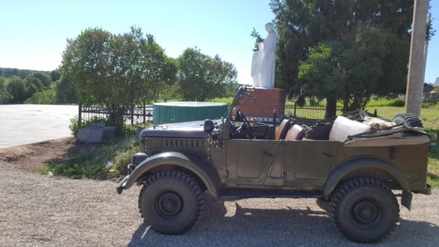 Под Обнинском прошел автопробег, посвященный Великой Отечественной войне