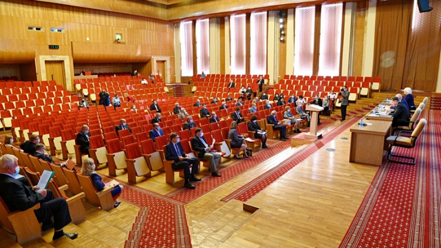 Важные социальные решения приняли областные депутаты