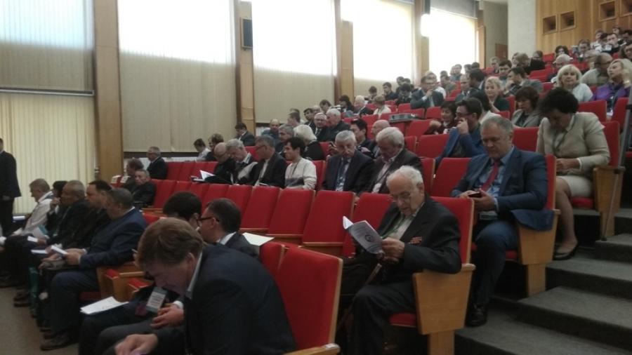 Сегодня в Обнинске открылась первая международная конференция «Радиационные технологии в сельском хозяйстве»