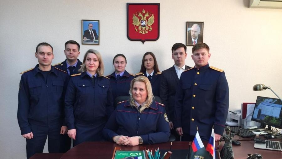 Обнинский отдел Следственного комитета России отмечает 10-летие со дня создания ведомства