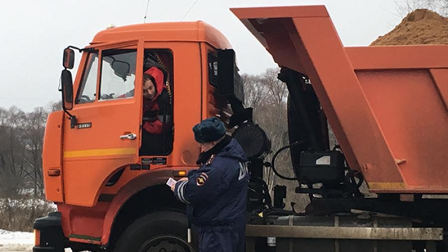 Разработчиков незаконного песчаного карьера под Обнинском ждет уголовное дело