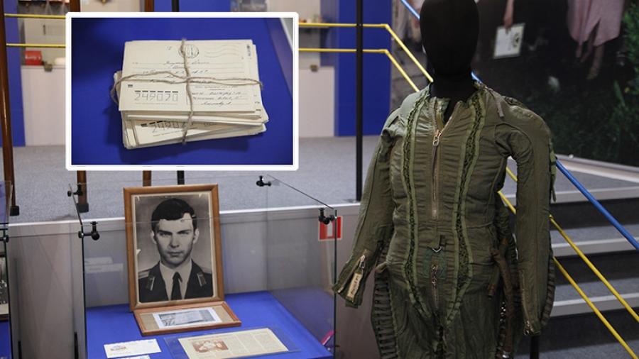 Защитник Отечества. Подвиг летчика Александра Алымова в Обнинске не забыли. И не забудут