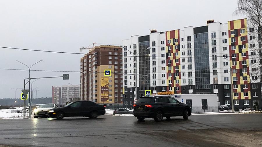 В Обнинске светофор на пересечении ул. Борисоглебской и Славского появится только через несколько месяцев