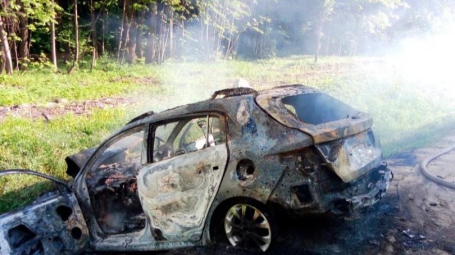 Под Обнинском семья чудом выжила в страшной аварии