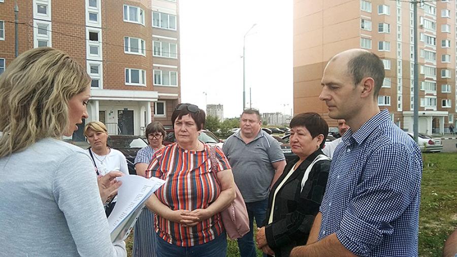 Жители домов СУ-155 потребуют от застройщика устранить недоделки