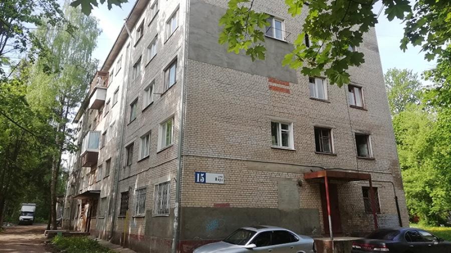 Худшее общежитие Обнинска — Мира, 15