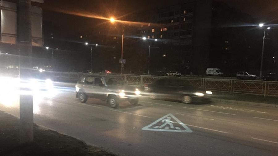 ГИБДД и «Горэлектросети» измерили уровень освещенности на всех 192 обнинских пешеходных переходах