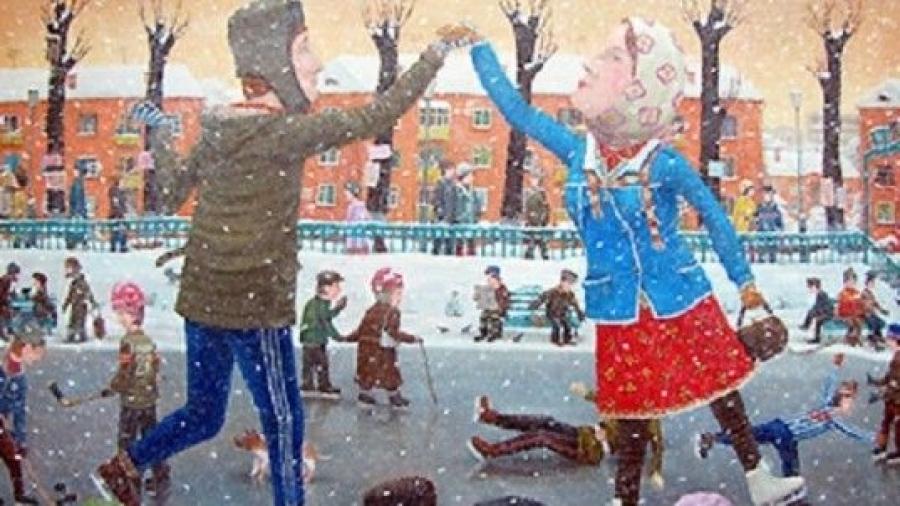 Завтра в Обнинске откроется выставка живописца Юрия Шерова