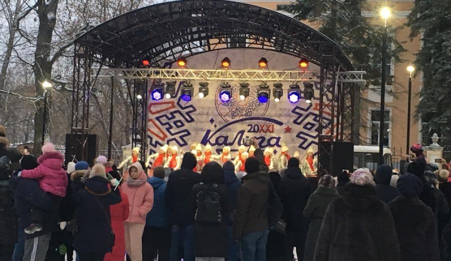 Более миллиарда рублей потратили туристы в новогодней Калуге
