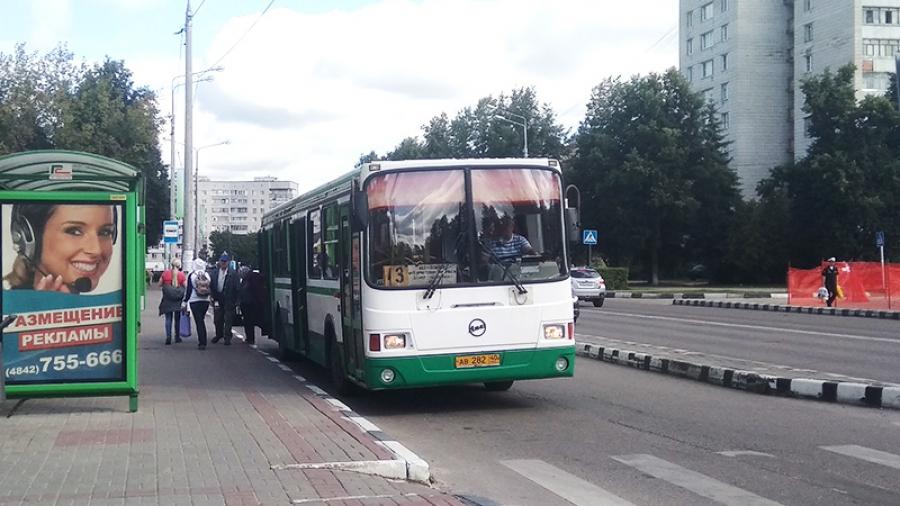 В середине августа в Обнинске начнется замена старых маршрутов на новые