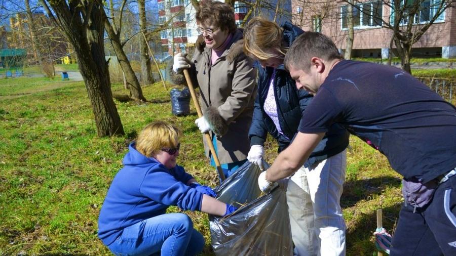 В Обнинске начинают масштабную уборку города