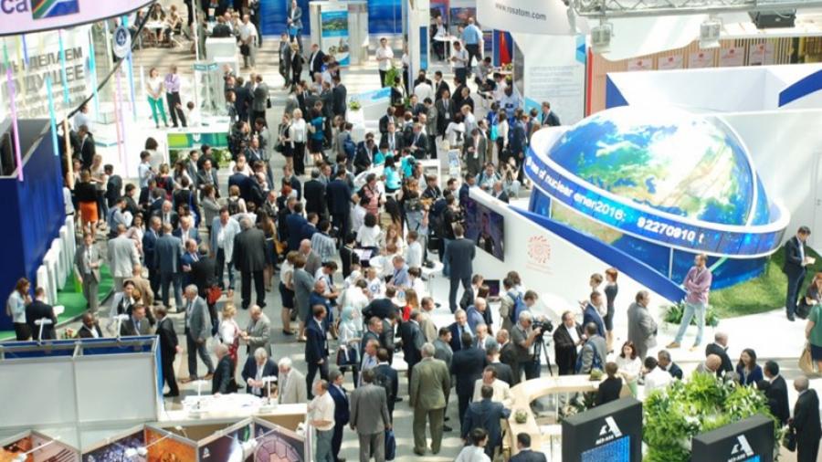 Обнинск принял самое активное участие в X Международном форуме «АТОМЭКСПО-2018»