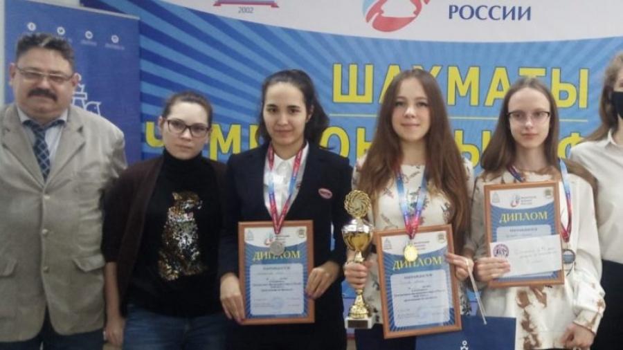 Анна Афонсьева будет представлять Калужскую область в высшей лиге чемпионата России по классическим шахматам среди женщин