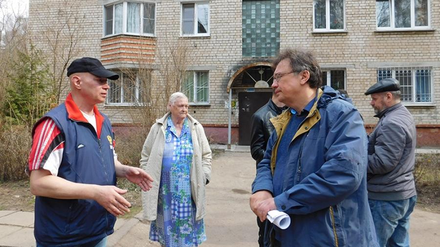 Жители обнинского дома на Гурьянова намерены активно включиться в управление своей собственностью