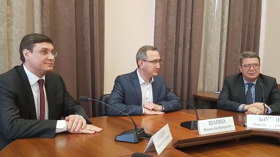 Три обнинских мэра собрались вместе, чтобы рассказать о 18 марта