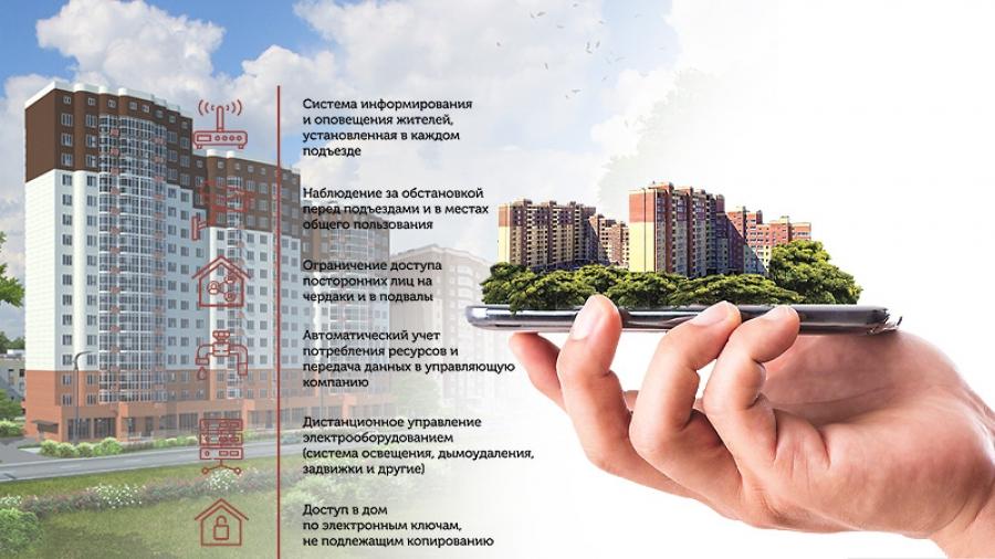 Компания «Новый город» воплощает мечты об умном жилье в одном из самых современных районов Обнинска