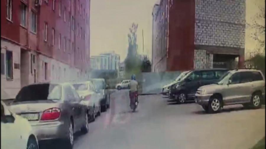 В суд ушло дело о педофиле на скутере