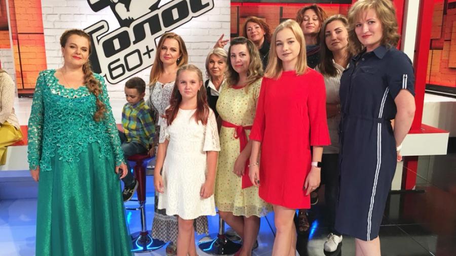 28 сентября Лидия Музалева выступит во втором туре шоу «Голос 60+»