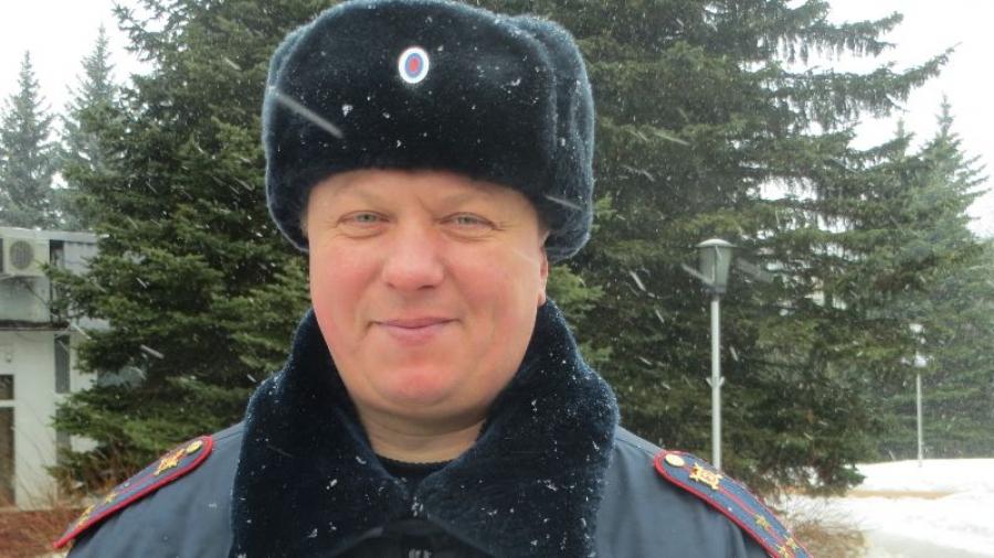 На обнинский конкурс Человек года выдвинут сотрудник ГИБДД, который задержал насильников