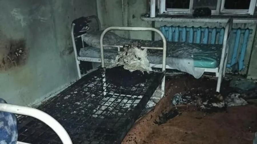 Прокуратура нашла нарушения в ходе проверки КБ№8 из-за пожара в психоневрологическом диспансере
