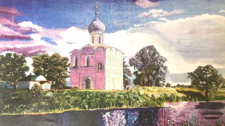 В Обнинске откроется выставка живописи Нины Виноградовой