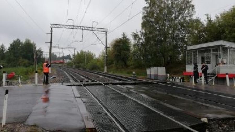 В Малоярославце под колесами поезда погиб молодой парень