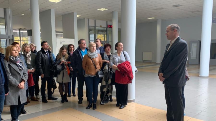Участники Всероссийского форума «Вместе - ради детей» дали высокую оценку обнинскому «Олимпу»