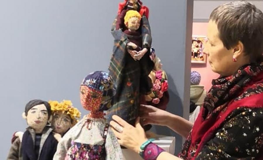 Обнинские куклы поехали в Москву