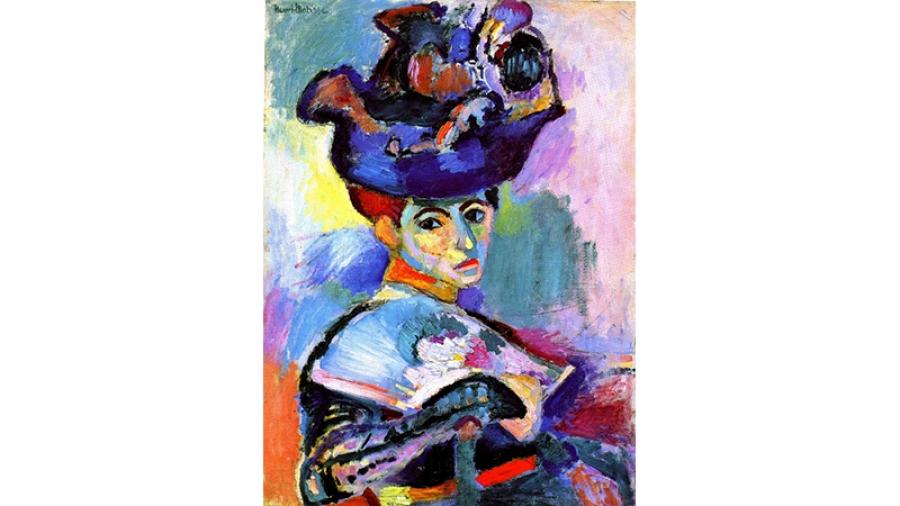 120 литографий представят на выставке «Взгляд» Анри Матисса