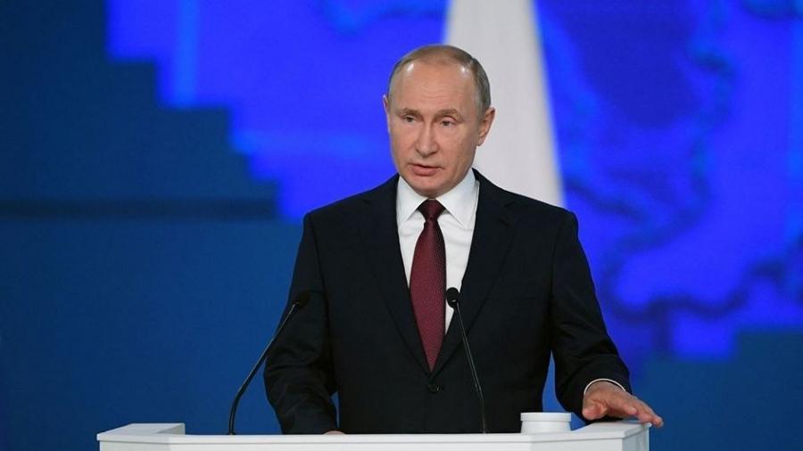 Владимир Путин назвал Калужскую область в числе регионов, где уже успешно работают социальные контракты