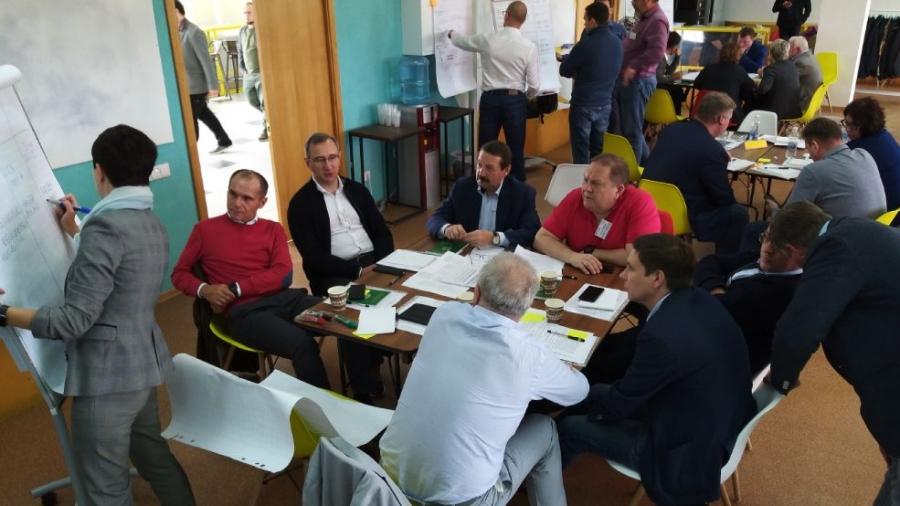 В Обнинске прошла крупная стратегическая сессия