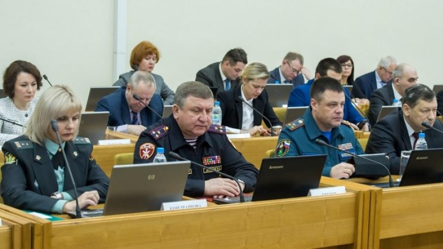 В Калужской области хотят финансово поддерживать тосы