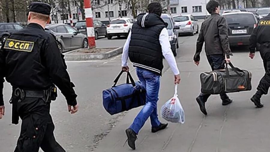 Число нелегальных мигрантов, принудительно покинувших Калужскую область, выросло на треть