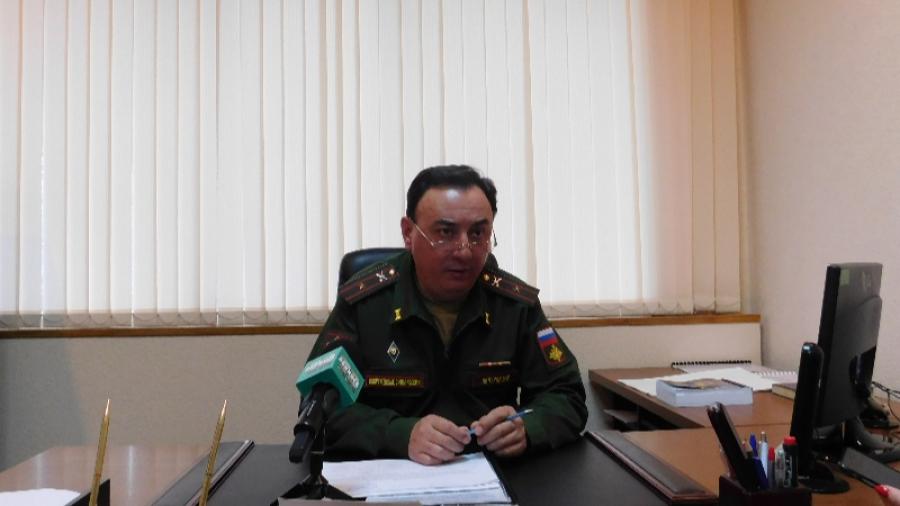 В Обнинск приедут военные комиссары со всего Центрального округа