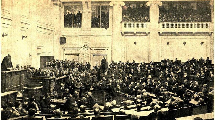 Взлет и падение депутата Первой Госдумы