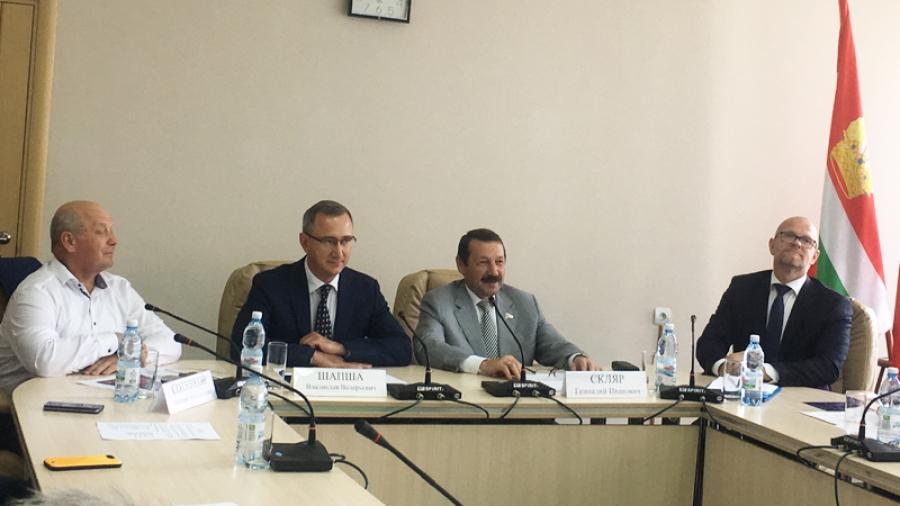 Накануне Дня мирного атома власти и бизнес обсудили создание Атомного Сколково в Обнинске