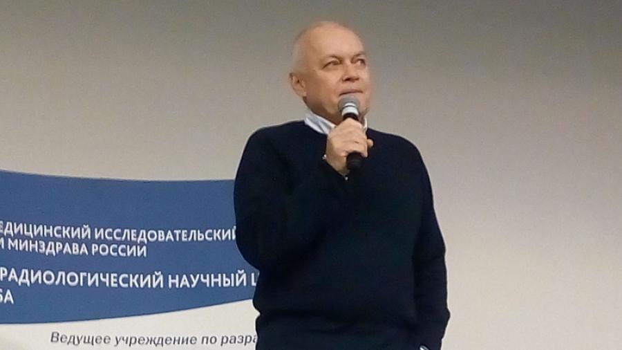 «Власть в квадрате» — МРНЦ пригласил Дмитрия Киселева